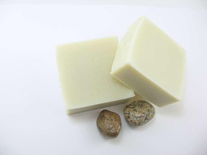 India Tv - almond milk soap