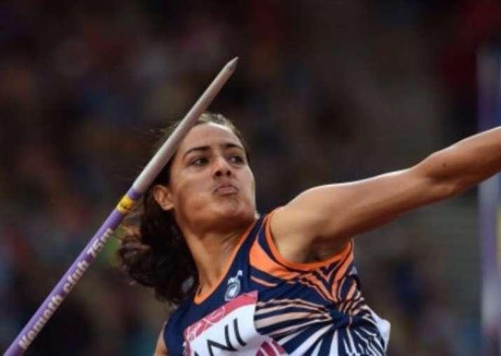 Javelin thrower Anu Rani books World Championships berth