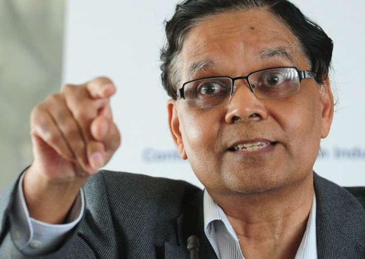 File pic of NITI Aayog Vice Chairman Arvind Panagariya