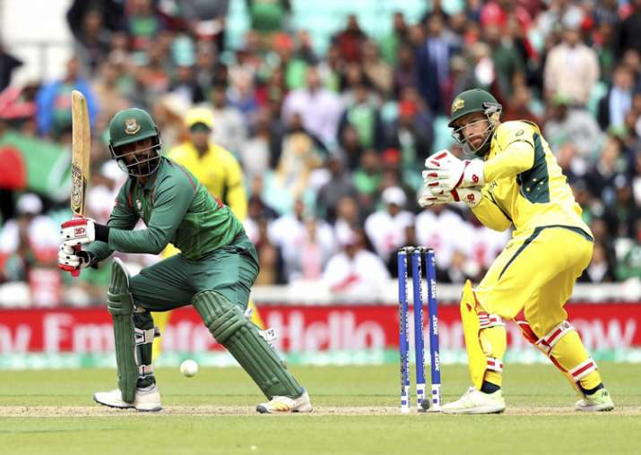 ICC Champions Trophy 2017: Australia restrict Bangladesh to