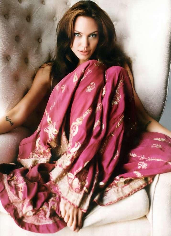 India Tv - Angelina Jolie
