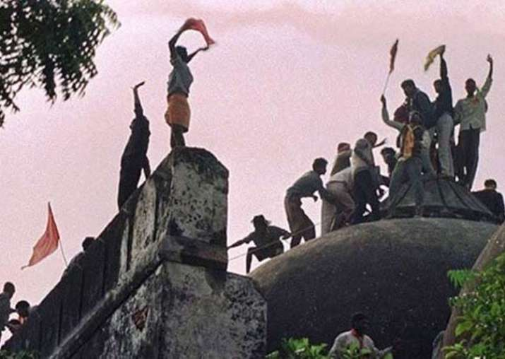 As CBI court holds Babri hearings, temple issue hots up in