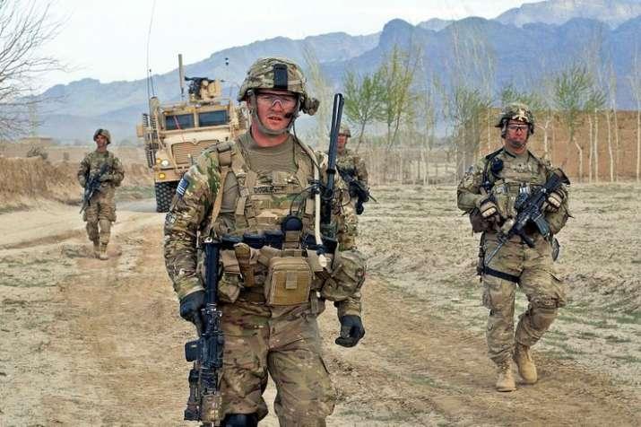 8 Afghan guards killed, 2 injured as gunmen storm US base