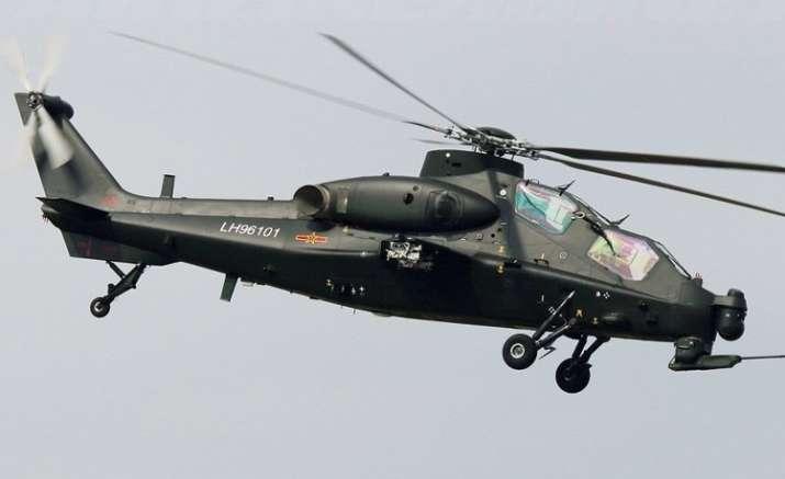 Chinese chopper sighted in Uttarakhand's Chamoli
