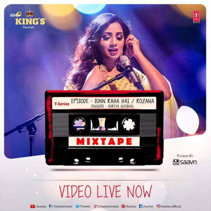 Shreya Ghoshal Mixtape