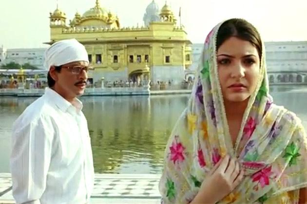 India Tv - SRK, Anushka