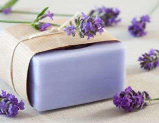India Tv - lavender soap