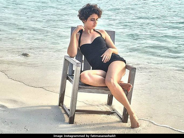 India Tv - Fatima Sana Shaikh