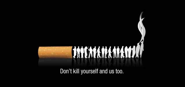 India Tv - quit smoking campaign