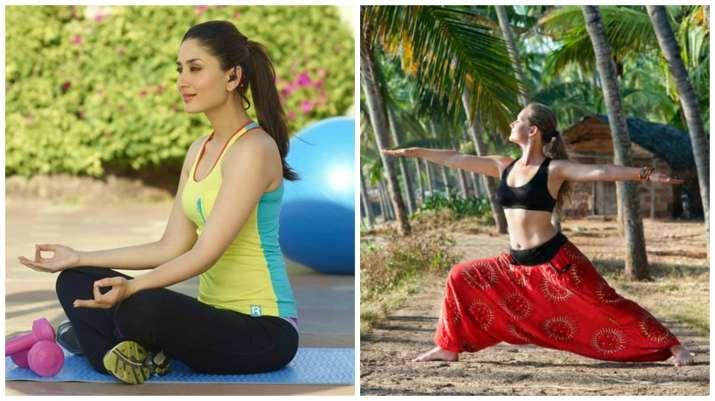 Kareena Kapoor Khan International Yoga Day