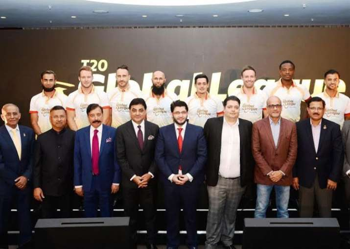 T20 Global League owners and SA players