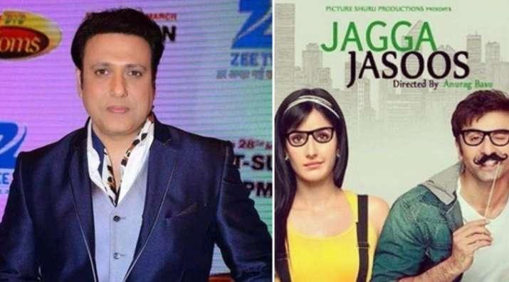 Govinda not a part of Ranbir-Katrina's Jagga Jasoos
