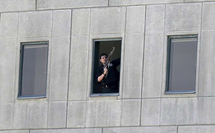 Twin assault on parliament, Khomeini shrine by ISIS kills 12