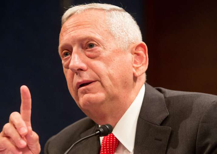 US recognises India as major defence partner, says James