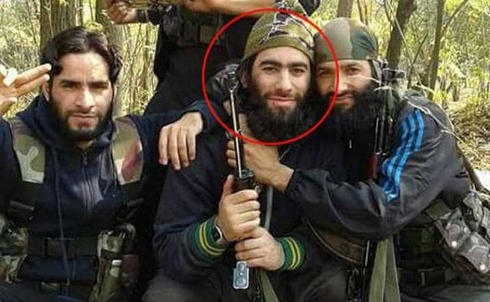 Bodies of LeT commander Junaid Mattoo, two other militants