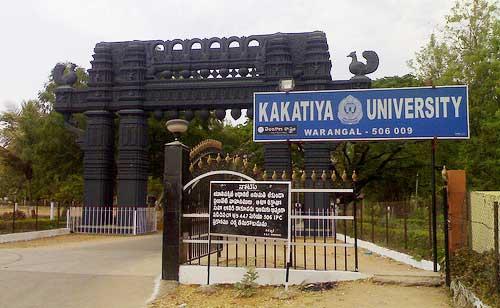 Kakatiya University Degree results 2017 declared