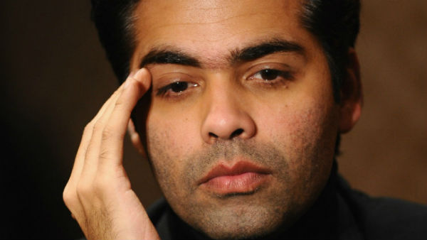 Who made Karan Johar cry? Filmmaker talks about the girl of his ...