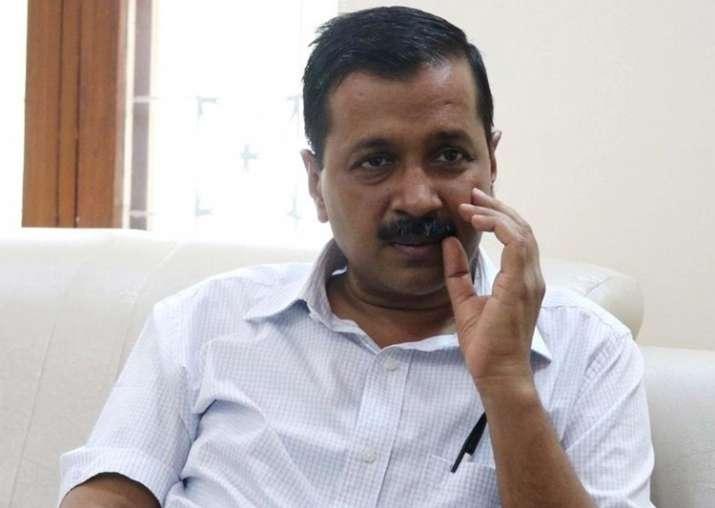 File pic of Delhi CM Arvind Kejriwal