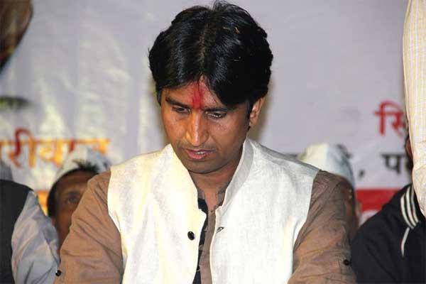 Amid churn in AAP, Kumar Vishwas says 'never aspired to sit