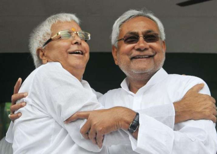 Don't know what made Nitish Kumar back RSS man: Lalu