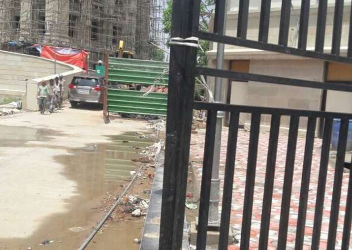 Nine-yr-old girl crushed to death in construction mishap at