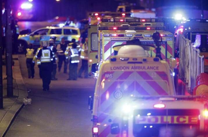 Witnesses share horrific details of London terror attacks