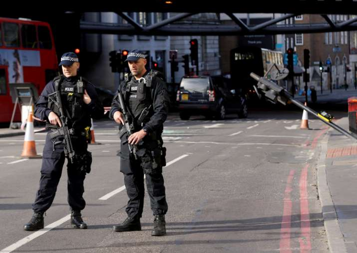 Pak-origin man among three responsible for London terror