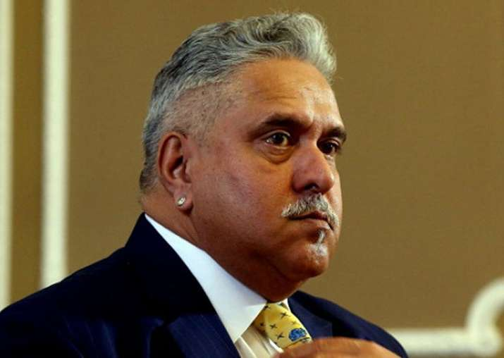 File pic of Vijay Mallya
