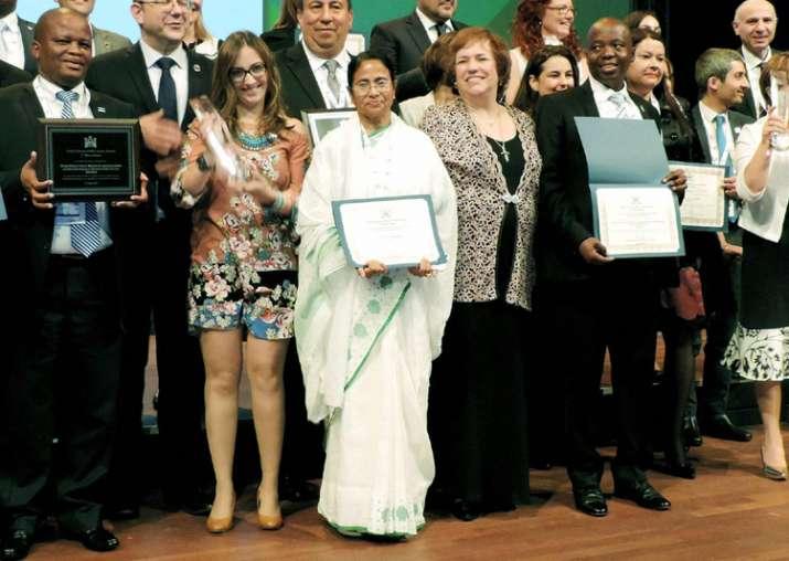 West Bengal wins prestigious UN Public Service Award