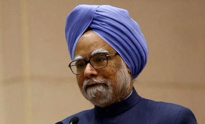 Former PM Manmohan Singh today said demonetisation had