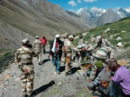 Mansarovar pilgrims will be allowed only after stand-off is