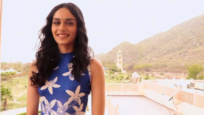 India Tv - Manushi Chhillar