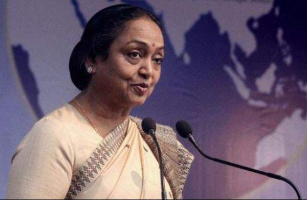 Presidential poll: Opposition candidate Meira Kumar to file