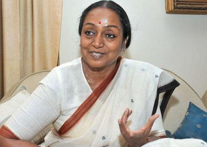 Former Speaker Meira Kumar to be opposition's presidential