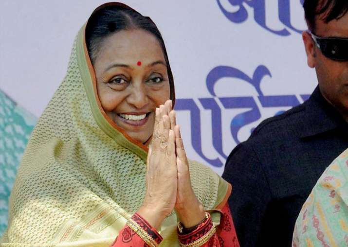 Opposition's prez nominee Meira Kumar gets 'Z+' security