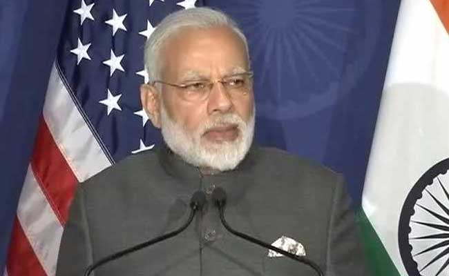 GST could be studied in US B-schools: PM Modi