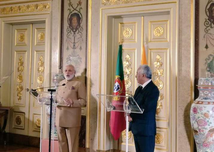 India, Portugal agree on 4 million euro fund to boost
