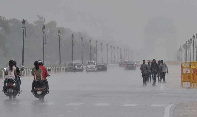 IMD revises monsoon forecast to 98 pc, rains to reach Delhi