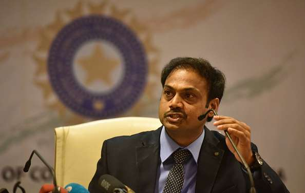 MSK Prasad - Indian team selection committee Chairman