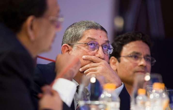 N. Srinivasan - Former BCCI President