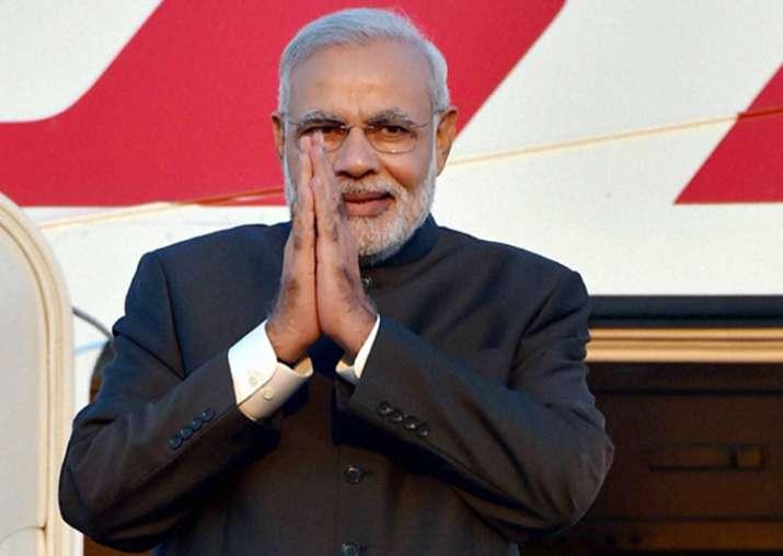 File pic of Indian PM Narendra Modi