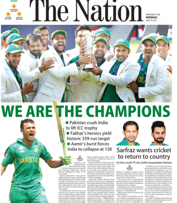 India Tv - The Nation e-paper