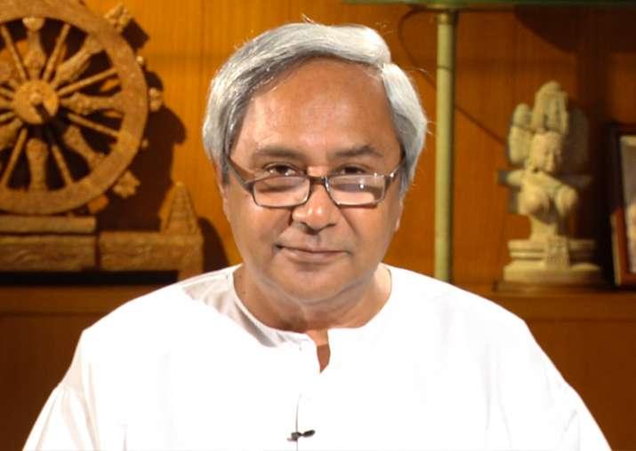 File pic of Odisha Chief Minister Naveen Patnaik