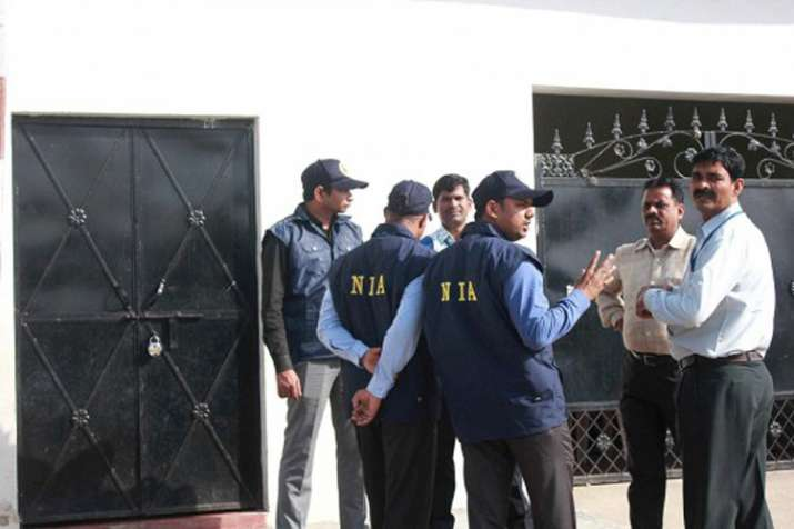 NIA raids 14 places in Kashmir, 8 in Delhi in connection