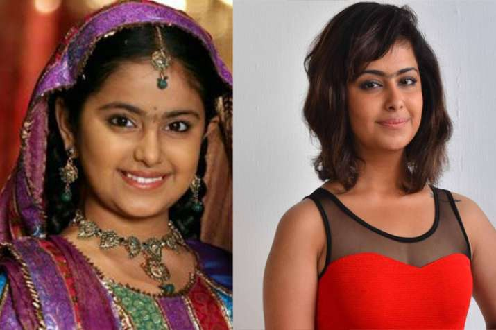 Happy Birthday Avika Gor Have A Look At The Glamorous Side Of