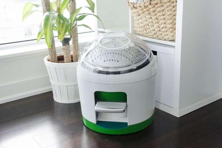 India Tv - Drumi a foot powered washing machine