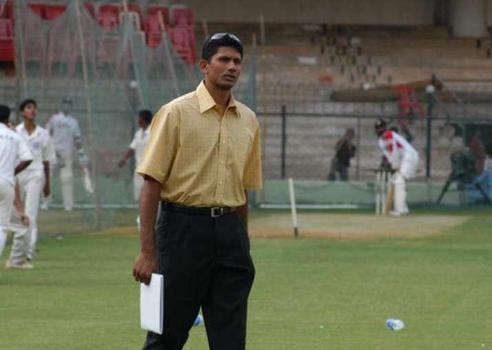 A file image of Venkatesh Prasad.