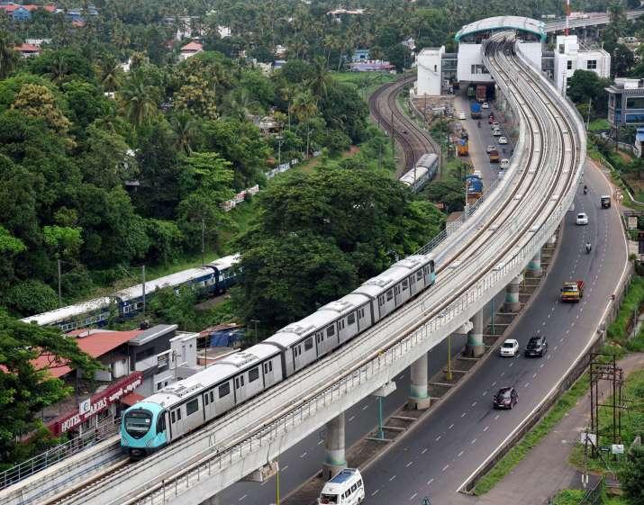 India Tv - PM Modi to flag off Kochi Metro today