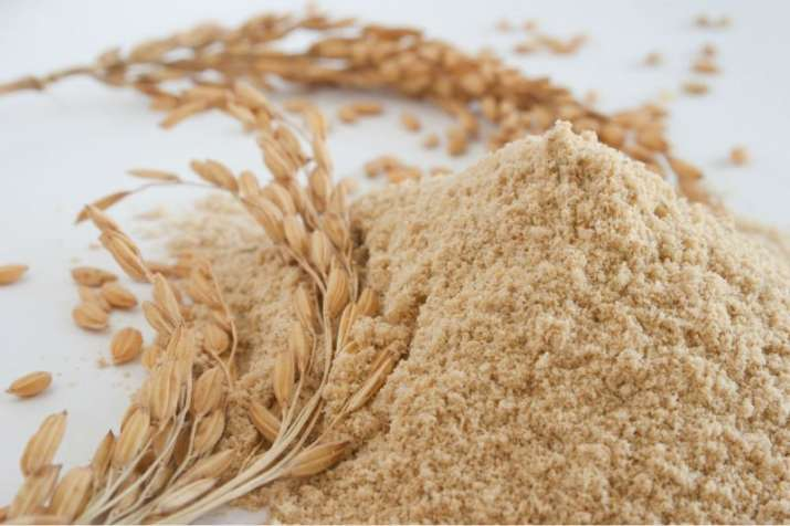 One serving of rice bran can fulfil daily nutrition
