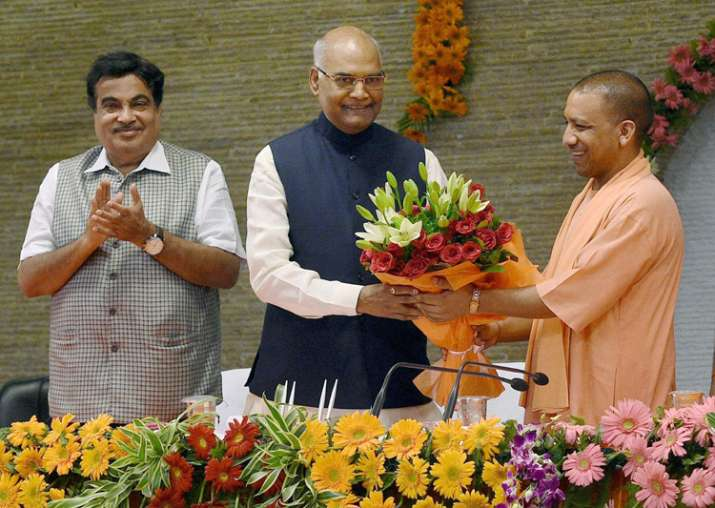 Ram Nath Kovind's pan-India tour starts from UP, meets